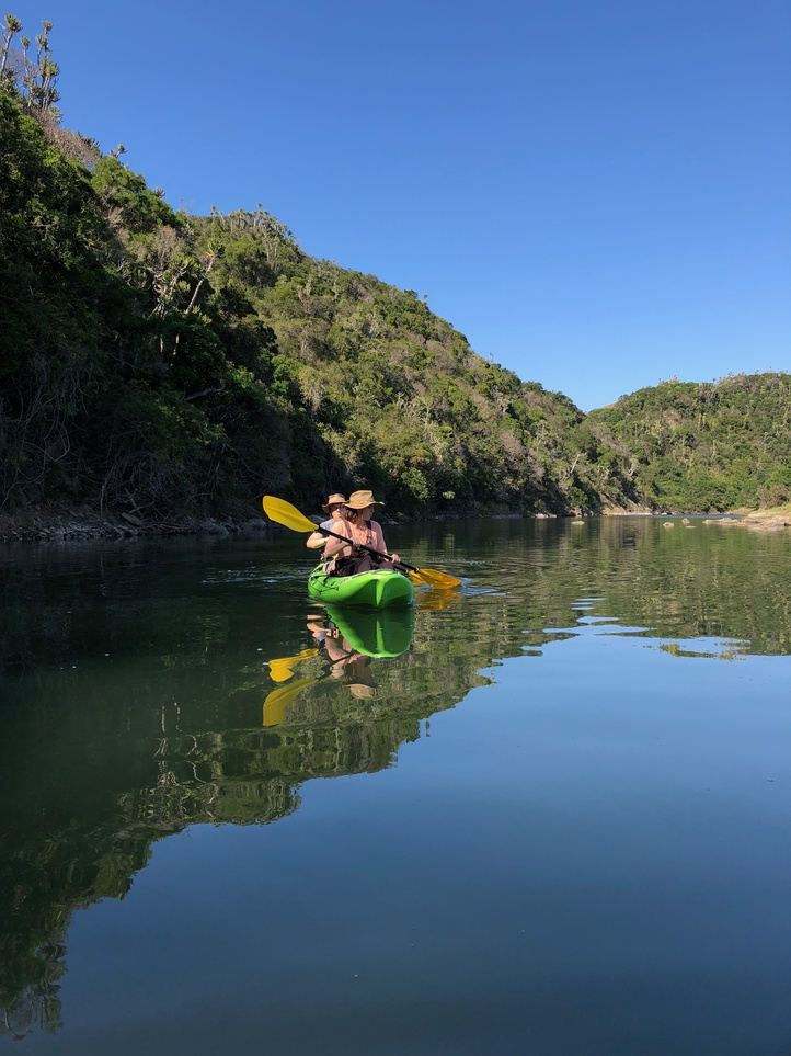 Great Kei Adventure, Kayak rentals, Kei Mouth, Morgan bay, Double Mouth Nature Reserve, Wild Coast, Eastern Cape, South Africa, Fluid Angling Kayaks, Kayak rental