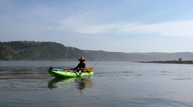Kayak rentals, Kei Mouth, Morgan bay, Double Mouth Nature Reserve, Wild Coast, Eastern Cape, South Africa, Fluid Angling Kayaks