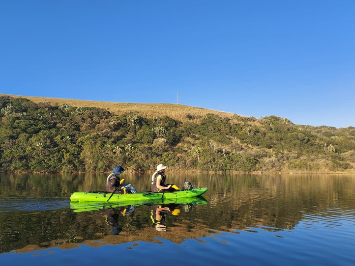 Kayak rentals, Kei Mouth, Morgan bay, Wild Coast, Eastern Cape, South Africa, Fkuid angling